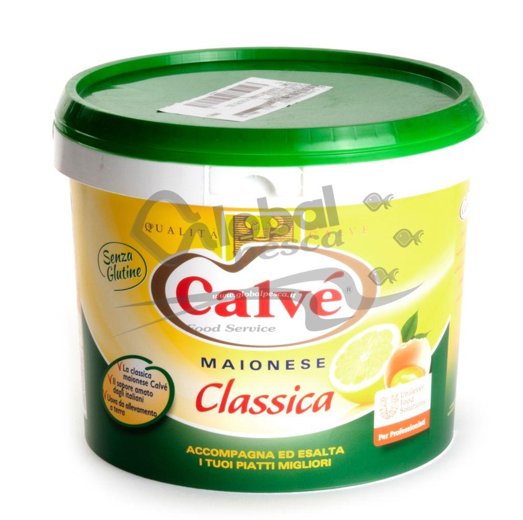MAIONESE CLASSICA CALVE' 5kg